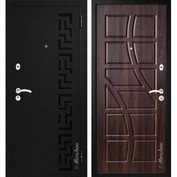 Дверь входная металлическая МетаЛюкс М6