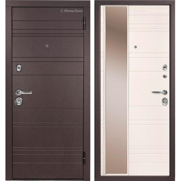 Дверь входная металлическая МетаЛюкс М701/1 СТАТУС