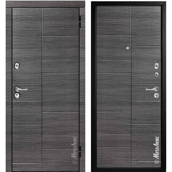 Дверь входная металлическая МетаЛюкс М91
