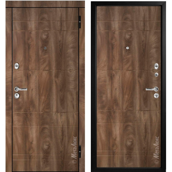 Дверь входная металлическая МетаЛюкс М93