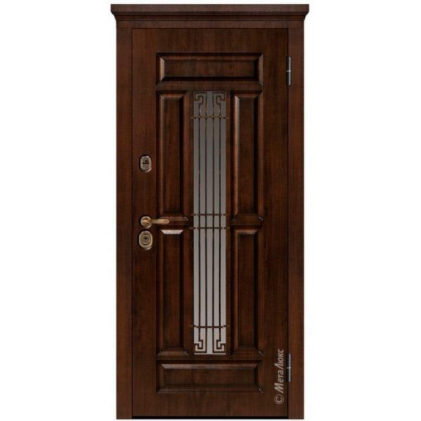 Входная дверь МетаЛюкс СМ762 СТАТУС