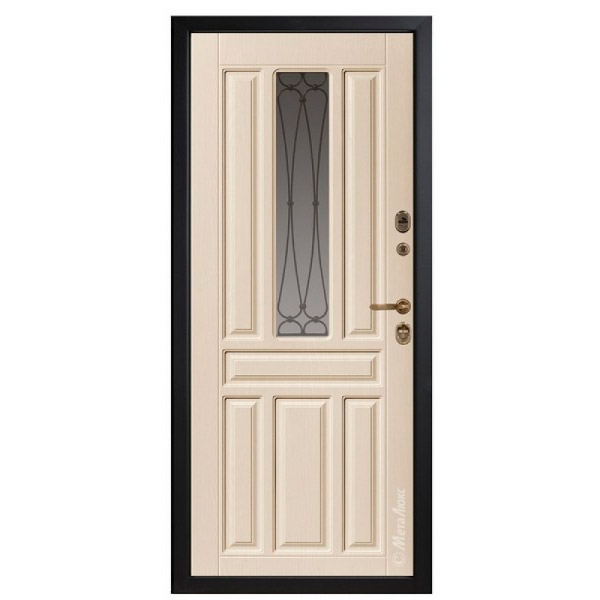 Входная дверь МетаЛюкс СМ763/1 СТАТУС