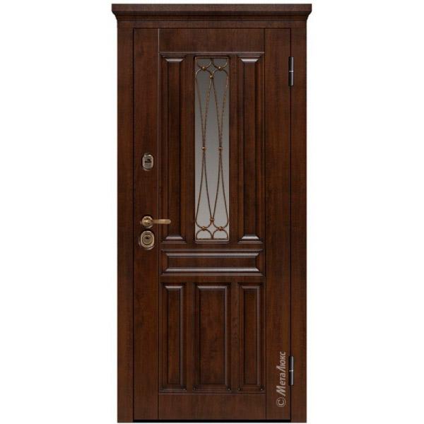 Входная дверь МетаЛюкс СМ763 СТАТУС