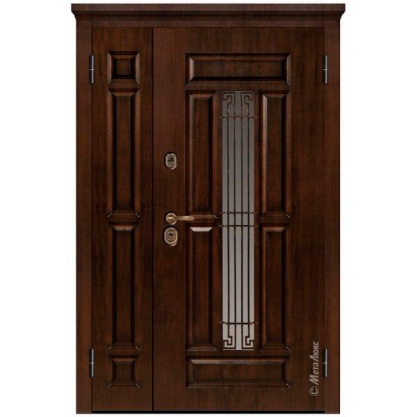 Входная дверь МетаЛюкс СМ862 СТАТУС