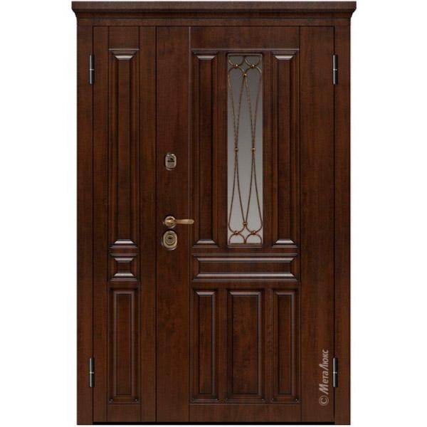 Входная дверь МетаЛюкс СМ863/1 СТАТУС