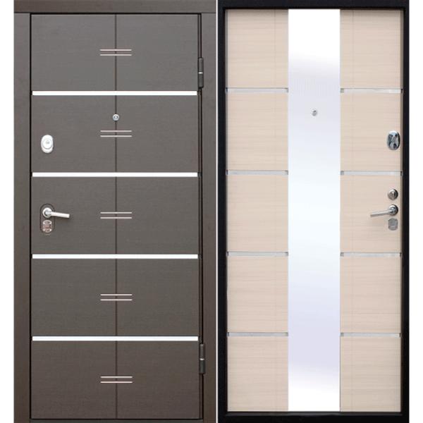 Двер AltaTech белый ясень