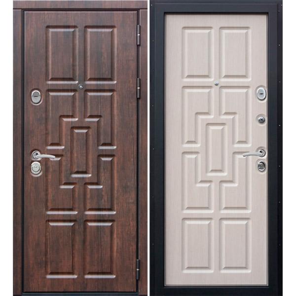 Входная дверь Квадро (Юркас)