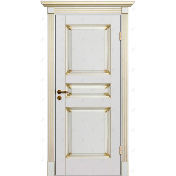 Межкомнатная дверь Авалон 25 патина
