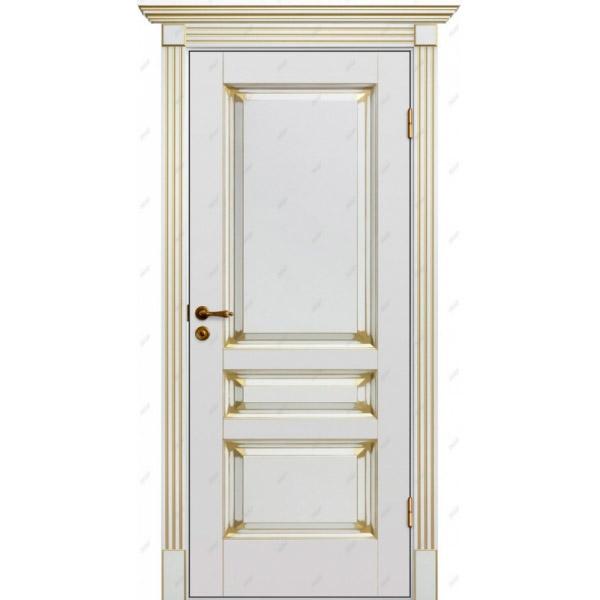 Межкомнатная дверь Авалон 5 патина