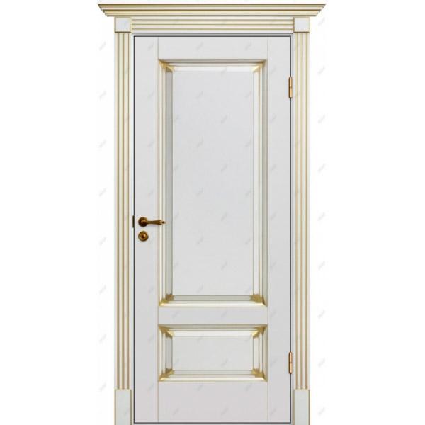 Межкомнатная дверь Авалон 9 патина