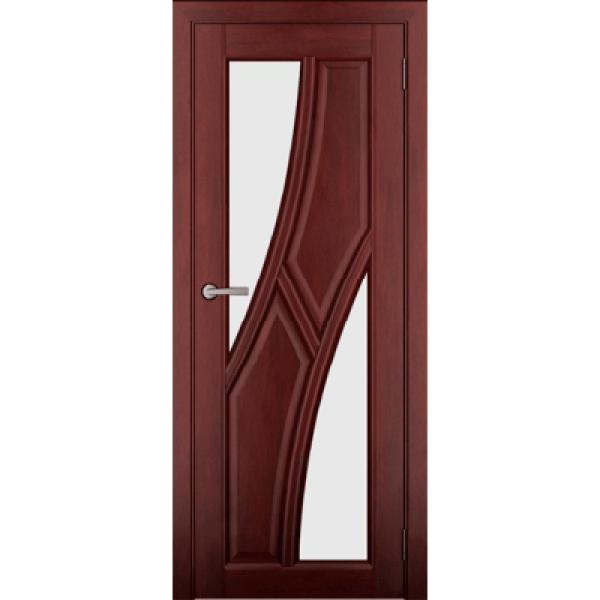 Дверь массив Ольхи Дорвуд  Клэр ЧО 2 Махагон