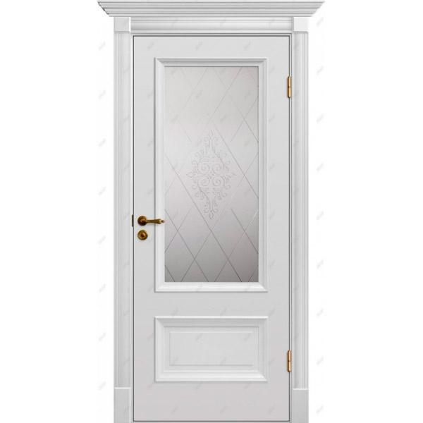 Межкомнатная дверь  Барокко 12