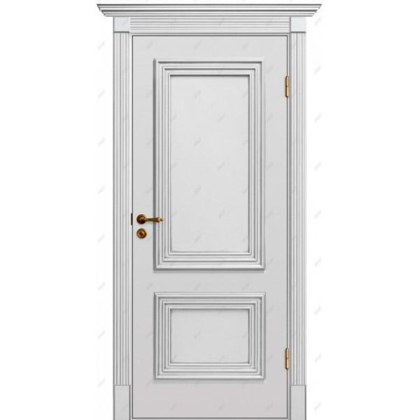Межкомнатная дверь Прованс патина 1