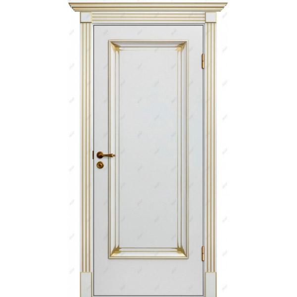Межкомнатная дверь  Барокко 21 патина