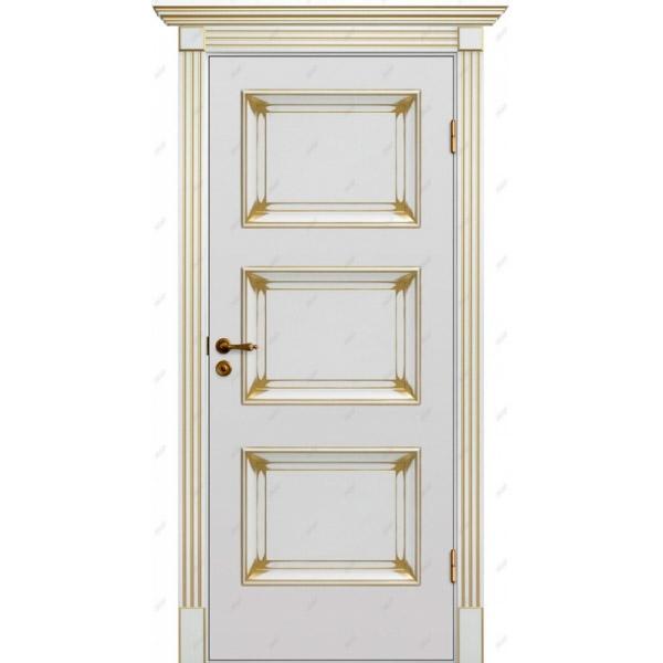 Межкомнатная дверь  Барокко 23 патина