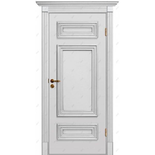 Межкомнатная дверь Прованс патина 26