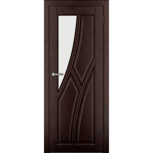 Дверь массив Ольхи Дорвуд  Клэр ЧО Венге