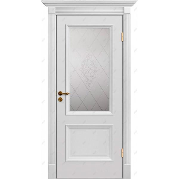 Межкомнатная дверь  Барокко 4