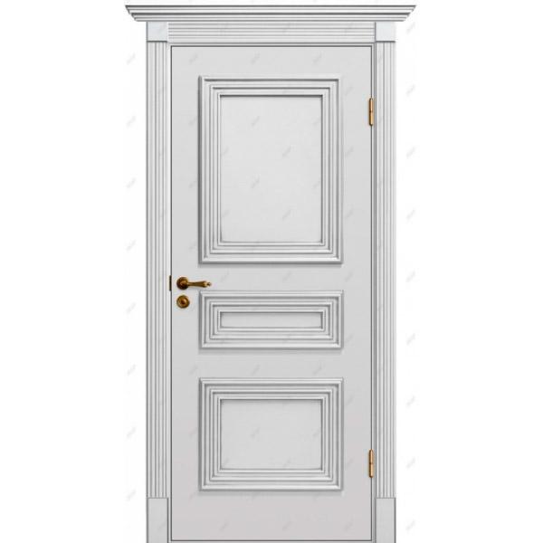Межкомнатная дверь Прованс патина 5