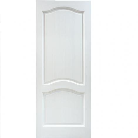 Межкомнатная дверь из массива сосны ПМЦ ДГ 7 Белый эмаль