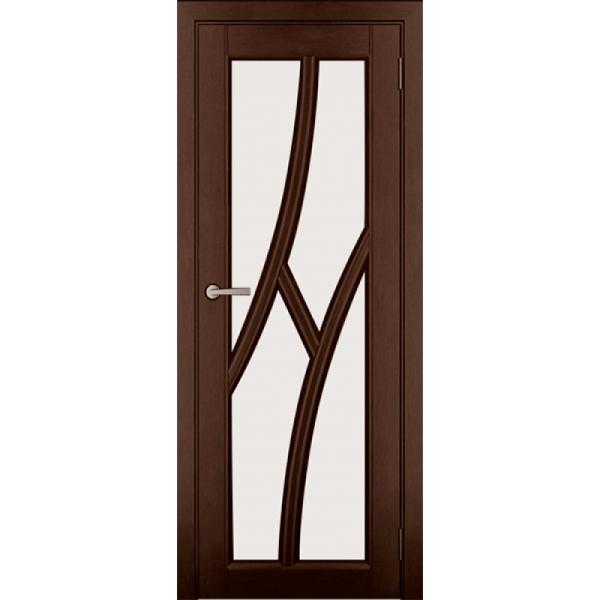 Дверь массив Ольхи Дорвуд  Клэр ДО Орех