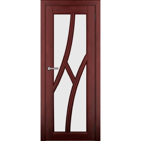 Дверь массив Ольхи Дорвуд  Клэр ДО Махагон