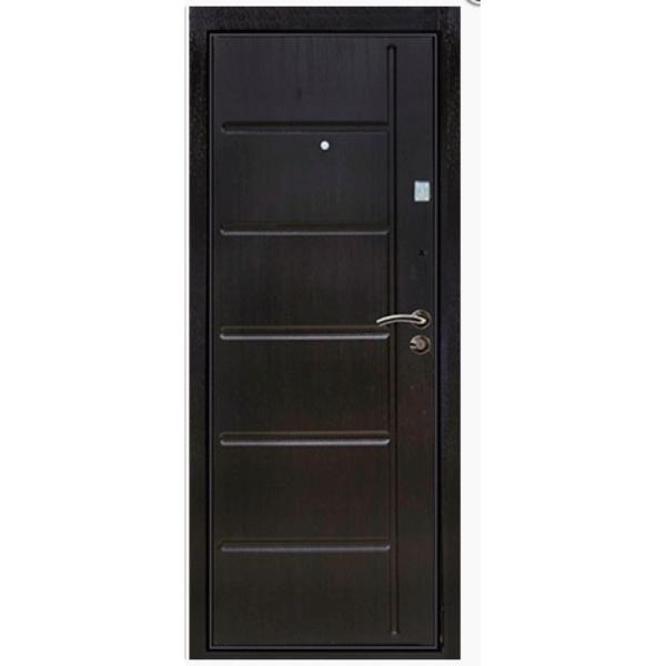 Дверь Йошкар МДФ/МДФ 12 мм Венге