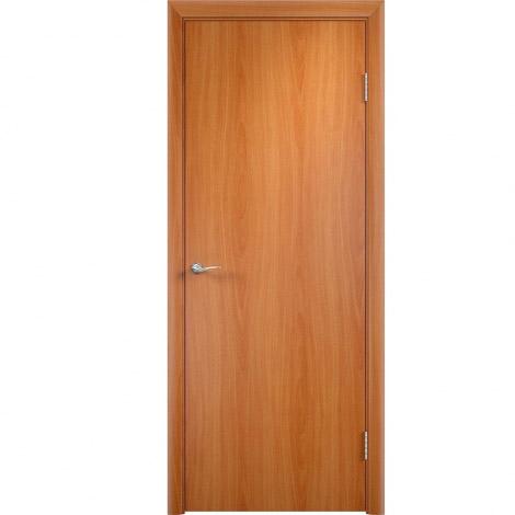 Межкомнатная дверь МДФ ламинированная Verda ДПГ Миланский орех