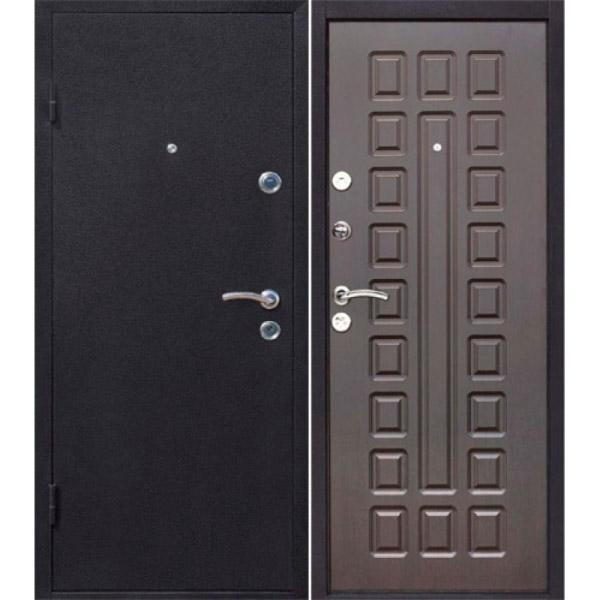 Дверь Йошкар с панелью Венге