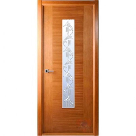 Дверь межкомнатная шпонированная Белвуддорс Классика люкс ДО Орех