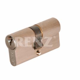 Цилиндровый механизм RENZ CS 60-H AC Медь античная