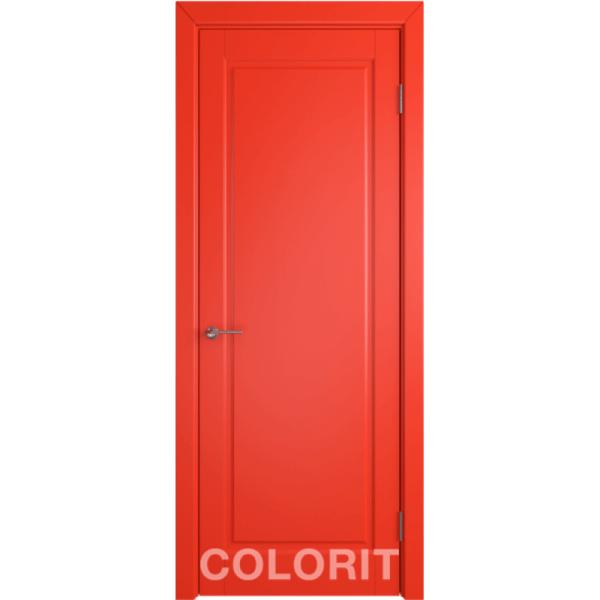 Межкомнатная дверь К3 COLORIT ДГ