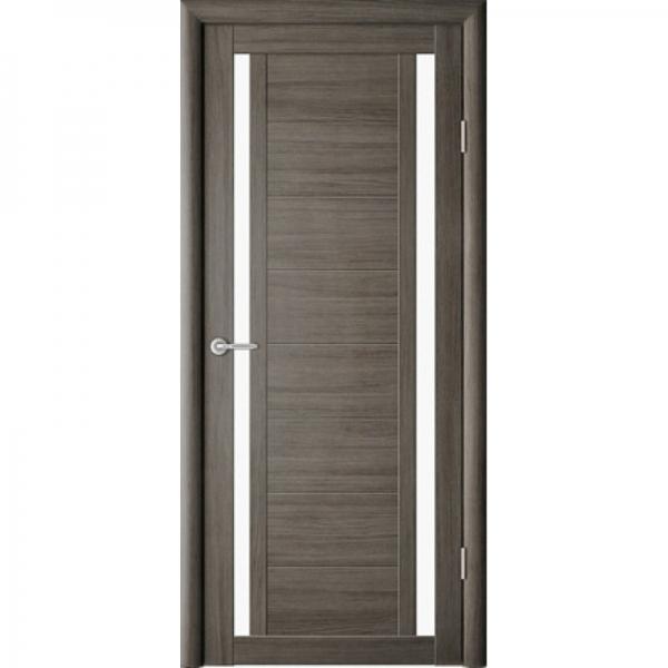 Межкомнатная дверь Albero Рига Серый кедр