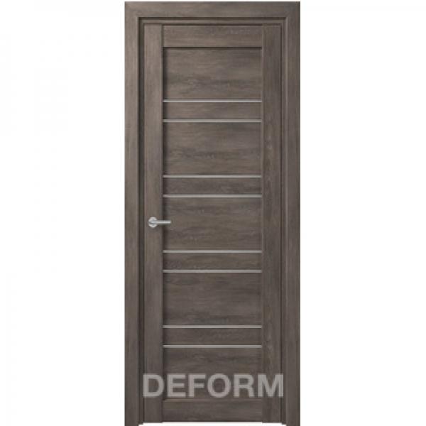 Межкомнатная дверь D15 DEFORM ДО