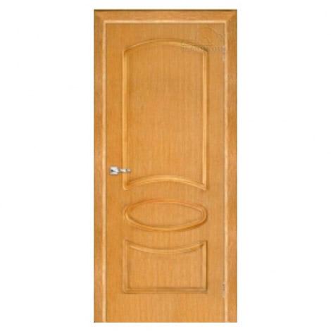 Дверь межкомнатная шпонированная Белвуддорс Карина ДГ Дуб радиал