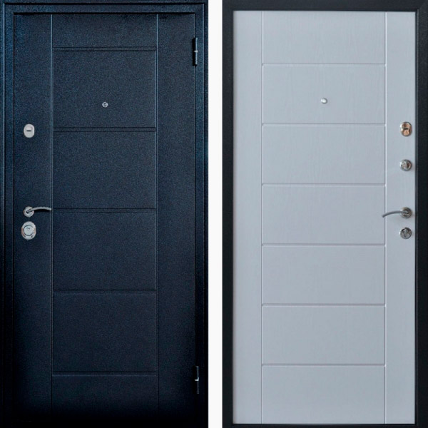 Дверь входная металлическая Стал F2