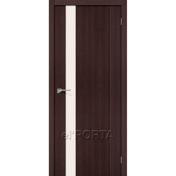 Дверь межкомнатная экошпон Эльпорта ПОРТА-11 Wenge Veralinga Elporta Porta X