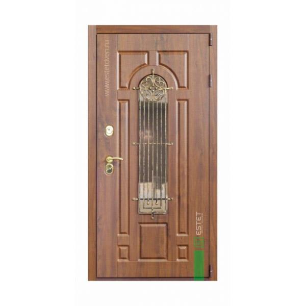 Входная дверь Эстет модель Элит 1