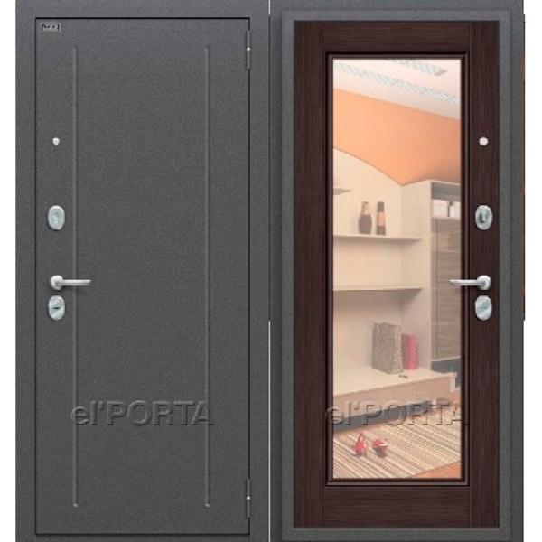 Дверь входная ФЛЭШ Wenge Veralinga