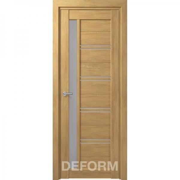 D19 DEFORM ДО белый лак 800*2000 Дуб шале седой