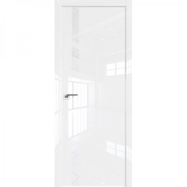 6LK (ABS) белый лак 800*2000 Белый люкс кромка в цвет зпп Eclipse зпз 190