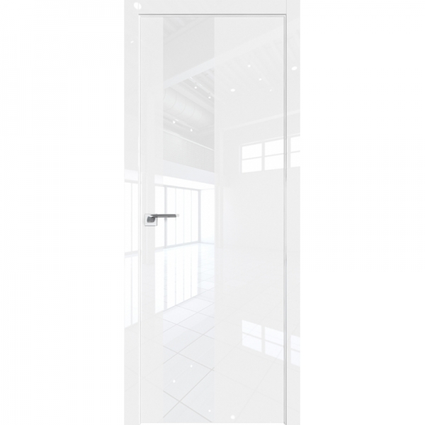 5LK (ABS) белый лак 800*2000 Белый люкс кромка в цвет зпп Eclipse зпз 190