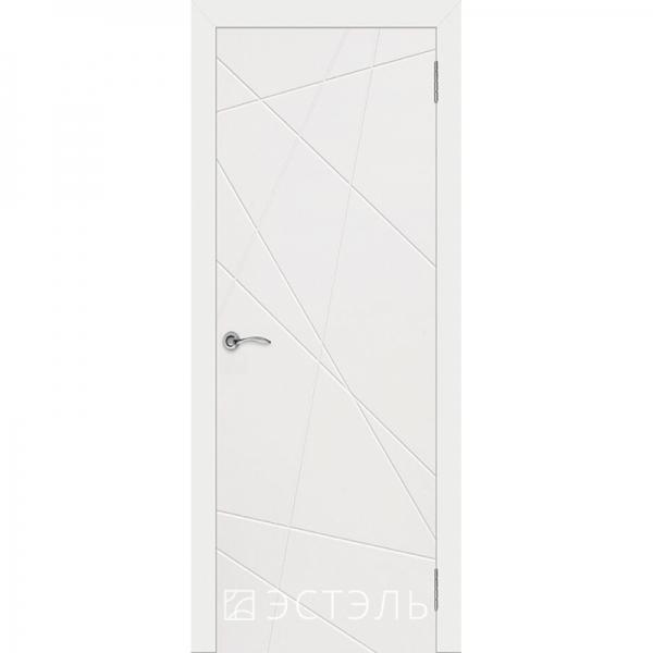 Граффити5 ДГ 800*2000 Белая эмаль