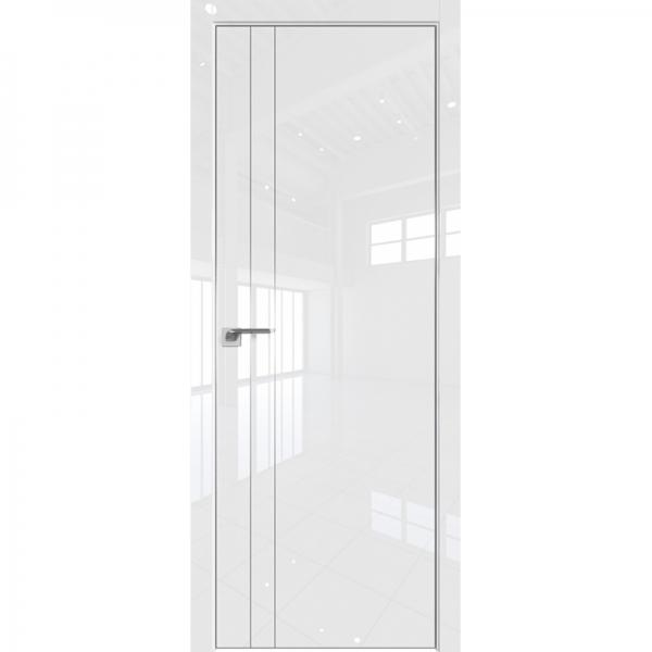 42VG 800*2000 Белый глянец матовая с 4-х сторон БЕЗ ЗПП БЕЗ ЗПЗ