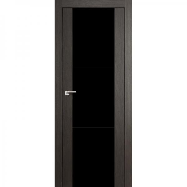 22X черный лак 800*2000 Венге мелинга