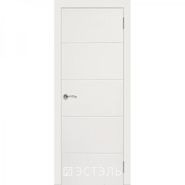 Граффити2 ДГ 800*2000 Белая эмаль