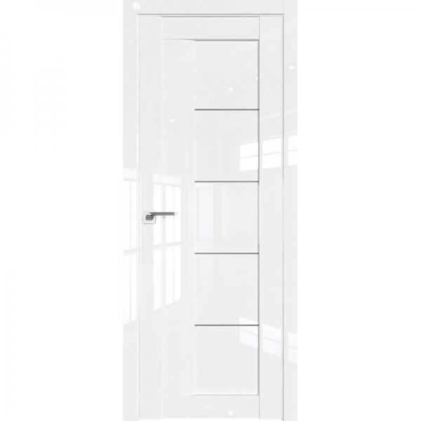 17L графит 800*2000 Белый люкс
