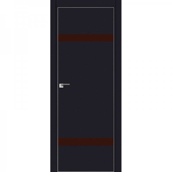 3E черный лак 800*2000 Антрацит матовая с 4-х сторон Eclipse 190