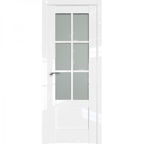103L матовое 800*2000 Белый люкс