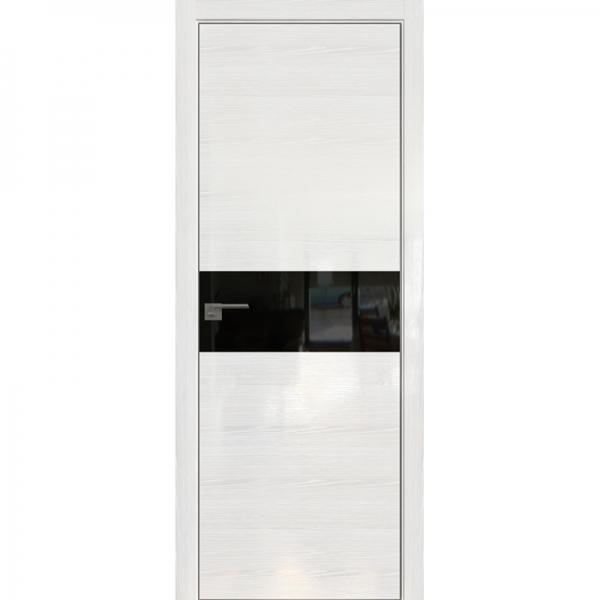4STK 1 отв. черный лак 800*2000 Pine white glossy матовая с 4-х сторон зпп Eclipse зпз 190